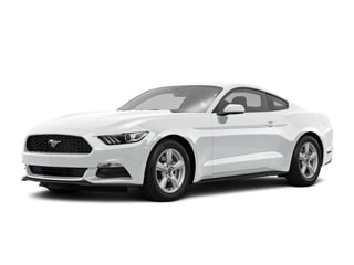 2017 Ford Mustang Coupe White Platinum Metallic Tri